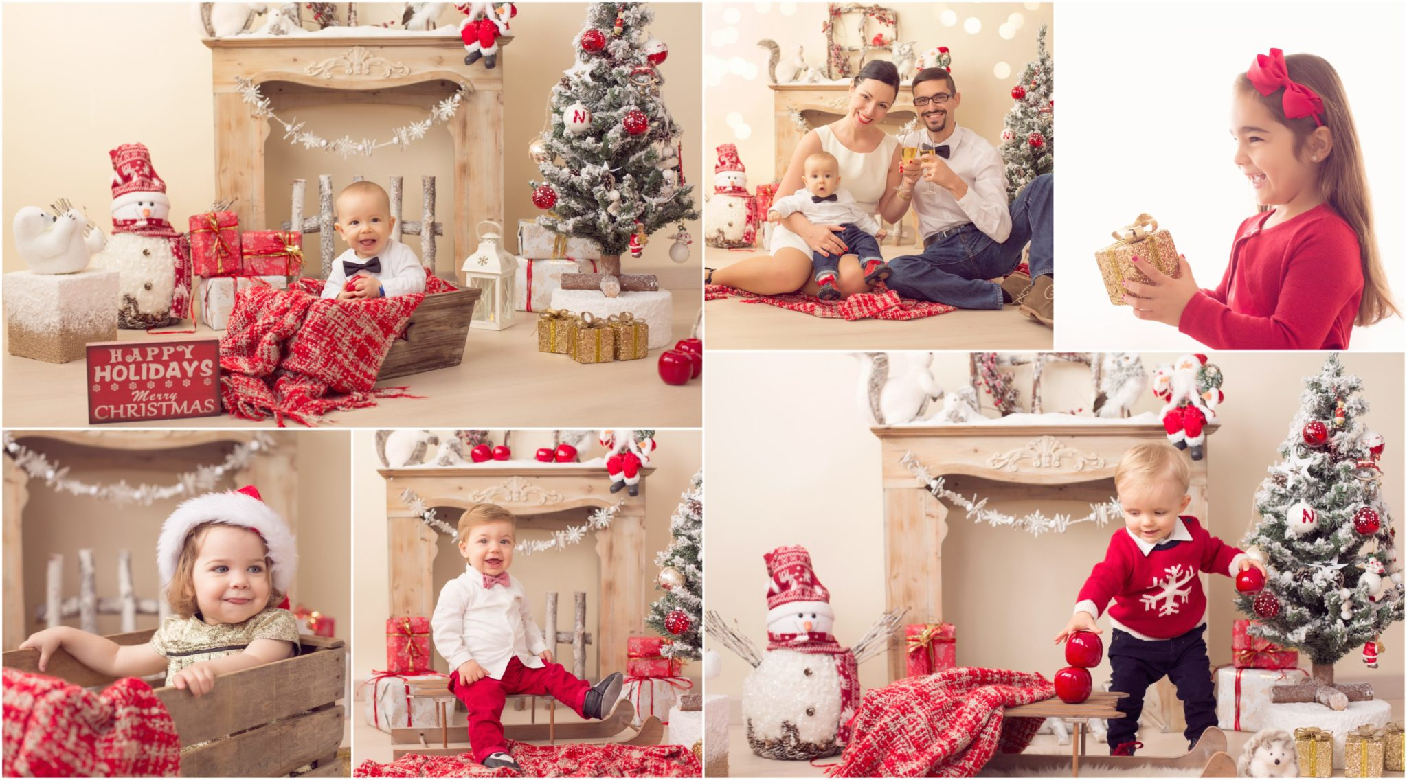 Mini s ances de no l 2017 christmas mini session photographe bebe grosses - Decor shooting photo ...